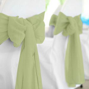 Clover Polyester Sash