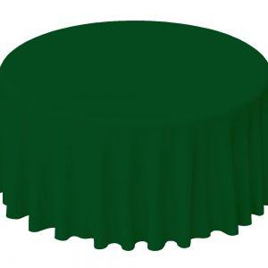 Dark Green Polyester